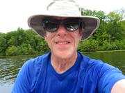 23rd May 2020 - Rowing selfie [Filler]