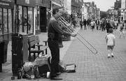 19th Jul 2020 - street musician