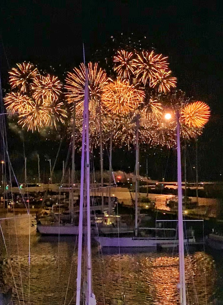 Fireworks.  by cocobella