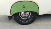 20th Jul 2020 - The covering of the back wheels of the 1956 Holden