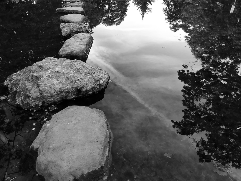 Stepping stones by dustyloup