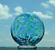20th Jul 2020 - Fragmentary Blue