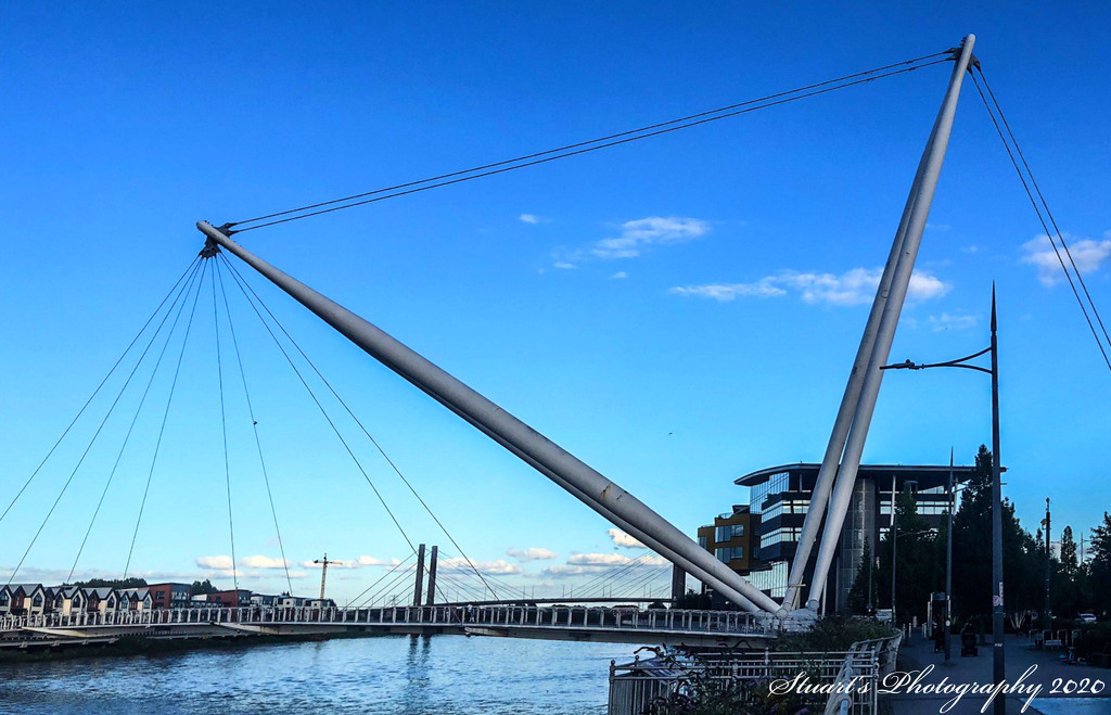 Bridges of Newport (5) by stuart46