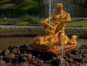 21st Jul 2020 - 0721 - Statue at Peterhof Palace