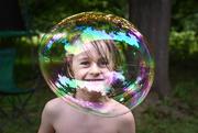21st Jul 2020 - Bubble Head