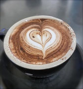 22nd Jul 2020 - Hot Chocolate
