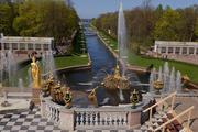 22nd Jul 2020 - 0722 - The cascade at Peterhof