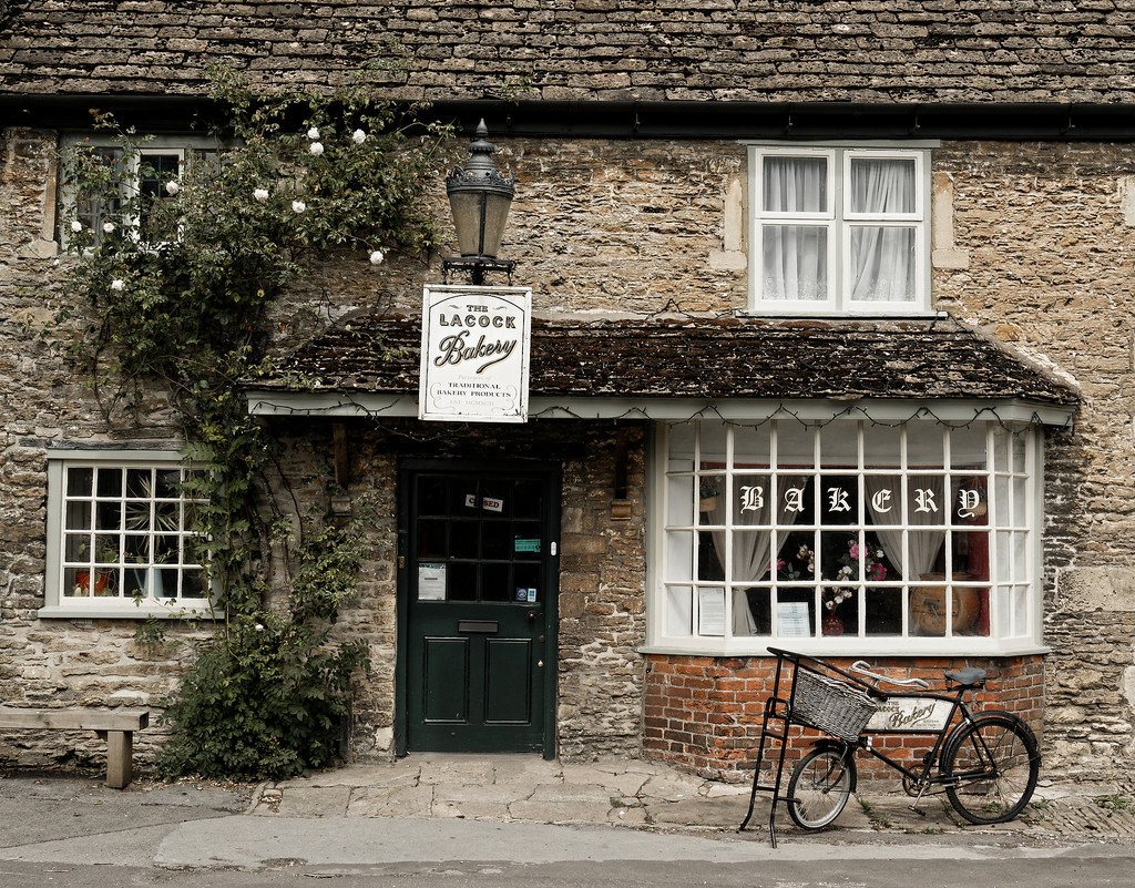 0722 - The bakery at Lacock by bob65