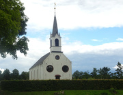 23rd Jul 2020 - little white church