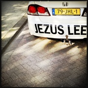 23rd Jul 2020 - Jesus lives
