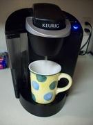 23rd Jul 2020 - early morn coffee