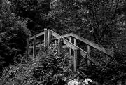 23rd Jul 2020 - Footbridge over the river