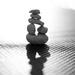 rock stacking...