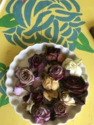 24th Jul 2020 - Aged roses