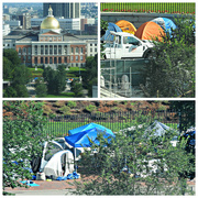 25th Jul 2020 - State House Camp Out