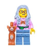 25th Jul 2020 - Cat Lady