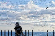 19th Jul 2020 - Life in a bubble (Circles)