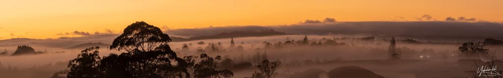 Misty Panarama by yorkshirekiwi