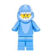 26th Jul 2020 - Guy in a Shark Suit