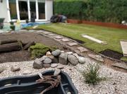 16th Jul 2020 - Laying turf