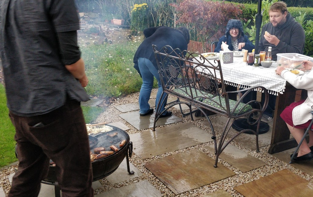 The Great British Barbecue!  by roachling
