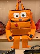 28th Jul 2020 - A robot bag with a heart.