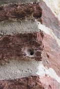 27th Jul 2020 - I spy...Hole in the wall...
