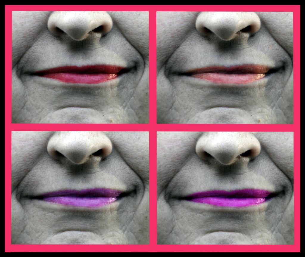 Lipstick by francoise