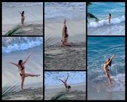 28th Jul 2020 - Yoga on the Beach