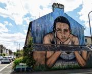 21st Jul 2020 - Unidentified mural