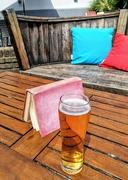 22nd Jul 2020 - First drink in a pub
