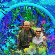 29th Jul 2020 - In a fantasy garden