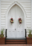 28th Jul 2020 - Church doors