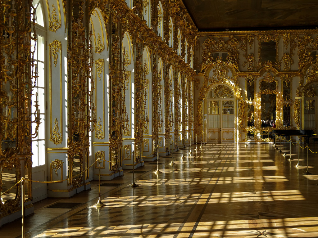 0730 - The Gold Room, Catherine Palace by bob65