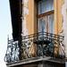 The corner house balcony by kork