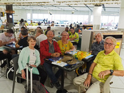 17th Dec 2019 - Final hours at Sydney Int Airport.