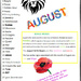 AUGUST Words of the Month