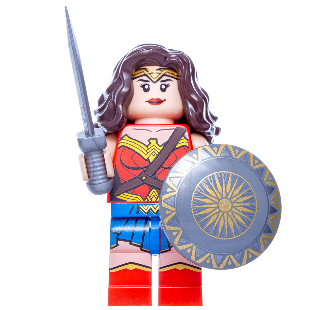 Wonder Woman by humphreyhippo