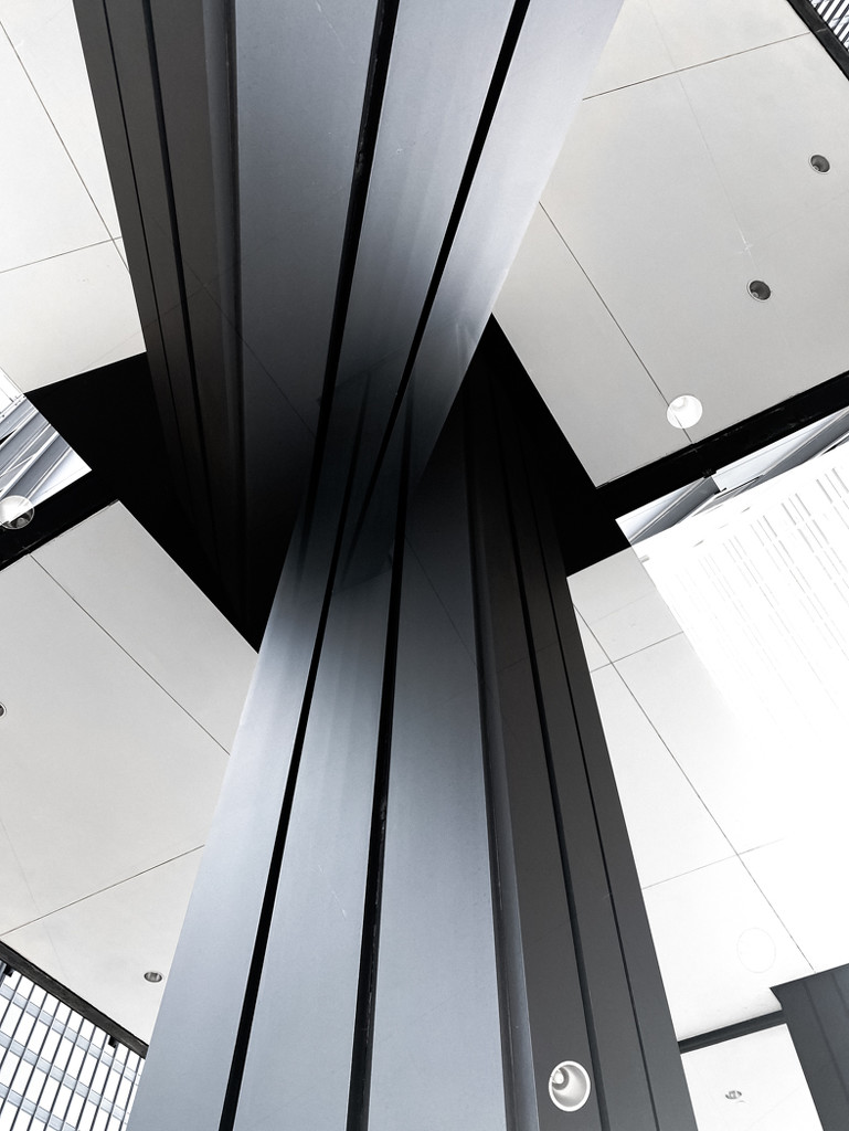 Double Exposure Architecture by sprphotos