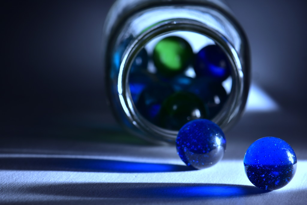 Blue is a sensation, not a colour. by jayberg