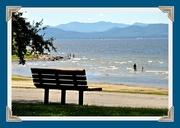 31st Jul 2020 - A quiet spot along Lake Champlain, VT