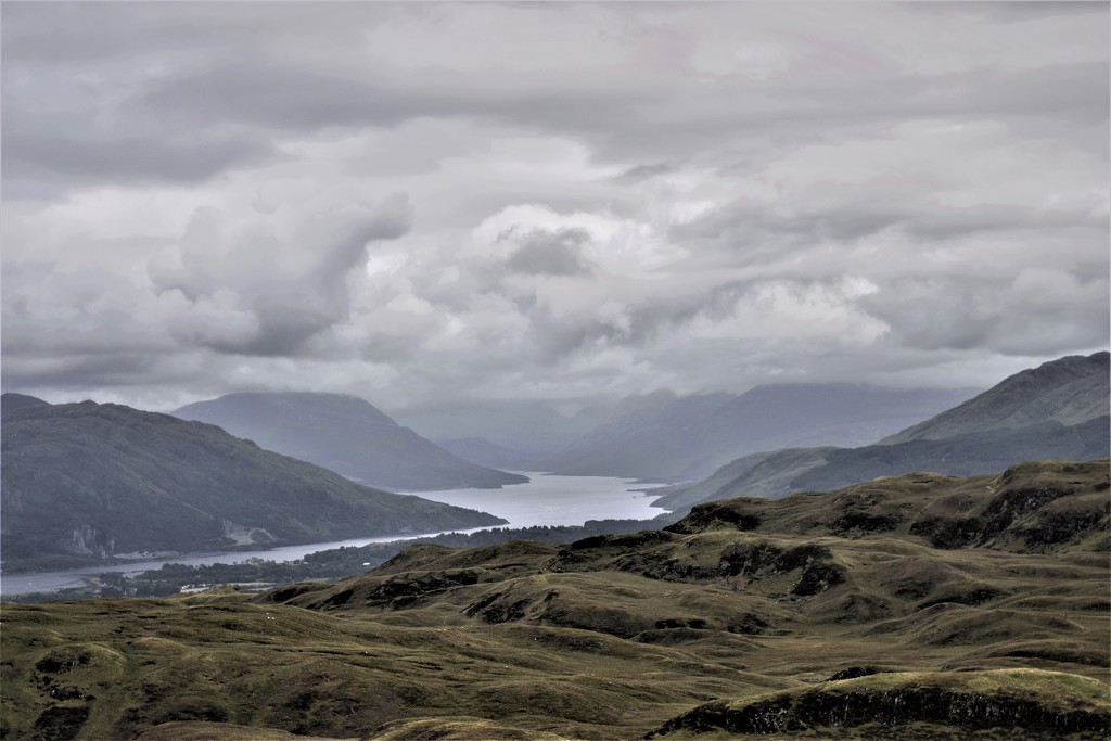 Loch Etive by christophercox