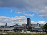 1st Aug 2020 - View of Sheffield from the ampithetre