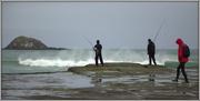 2nd Aug 2020 - The fishermen