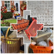 2nd Aug 2020 - Basket (August words)