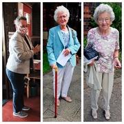 2nd Aug 2020 - Gill, Glenys & Dorothy
