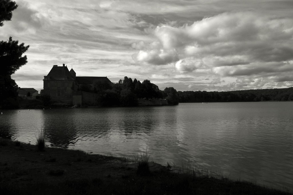 Paimpont Abbey... by s4sayer