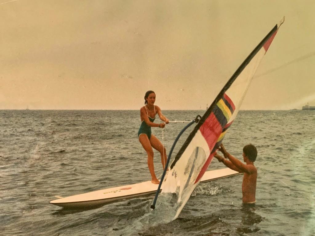 Circa 1985.  by cocobella