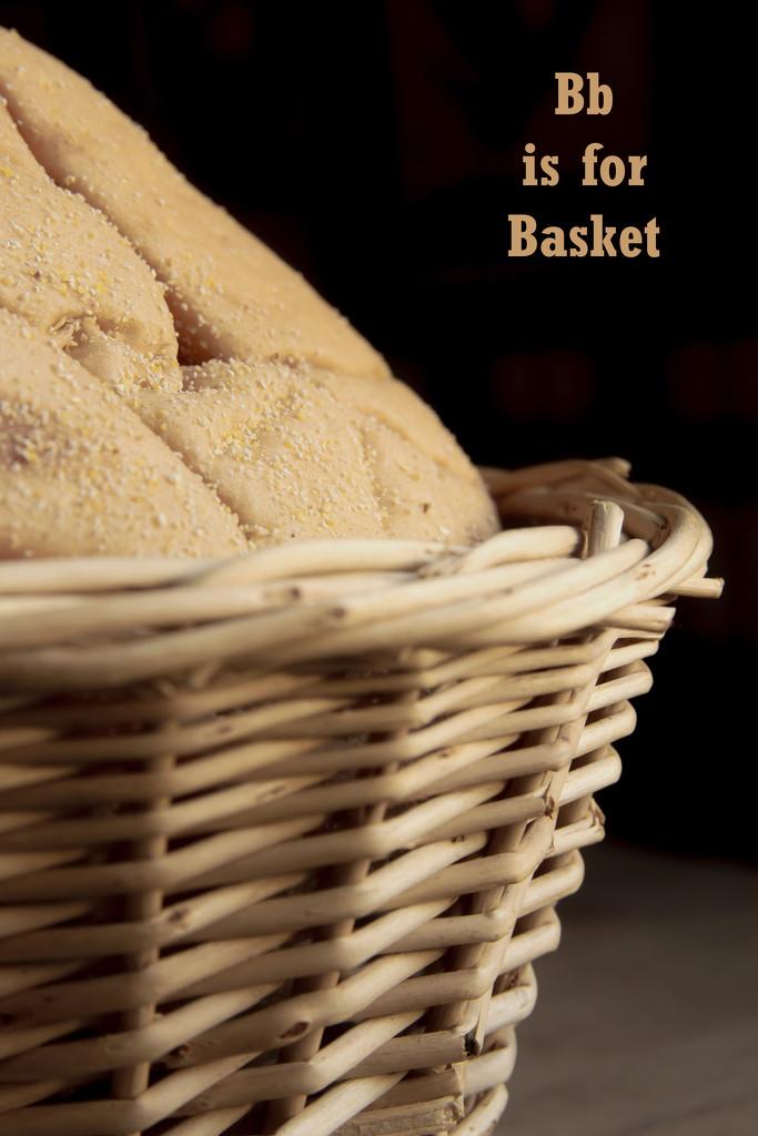 August Alphabet Words - Basket by farmreporter
