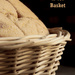 August Alphabet Words - Basket